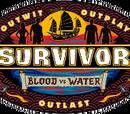 Survivor: Blood vs Water