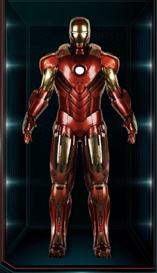 Mark Viii Iron Man Wiki Mark Viii Iron Man Wiki