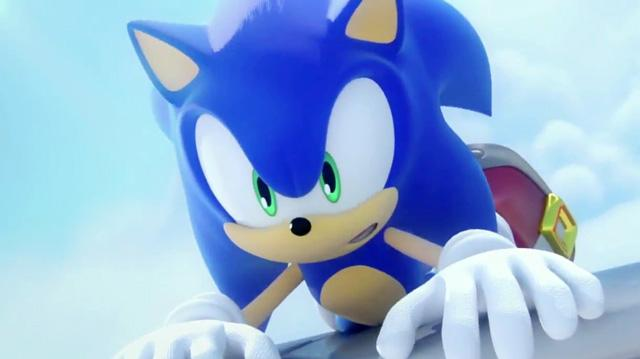 Sonic Lost World - TGS Trailer (Japanese)