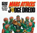 Mars Attacks Judge Dredd Number 1