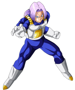 Trunks Adulto render