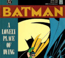 Batman: A Lonely Place of Dying (Collected)
