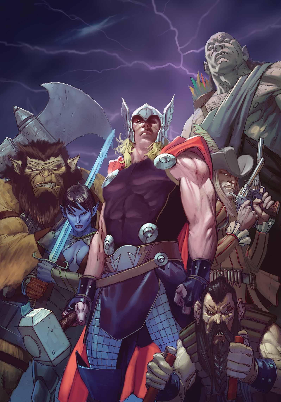 Thor: God of Thunder Vol 1 15 - Marvel Comics Database