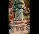 Statue Of Smurf Liberty (location)