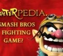 Is Smash Bros a fighting game?