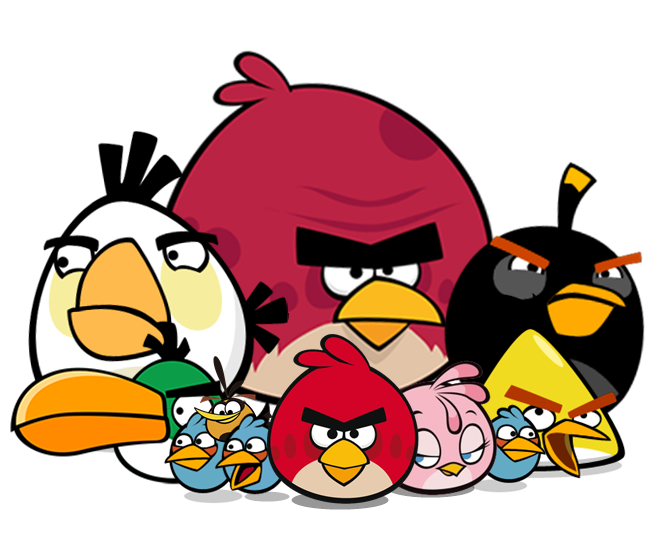angry birds all characters - photo #46