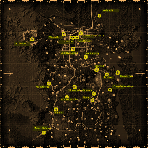 how to get to 188 trading post from novac