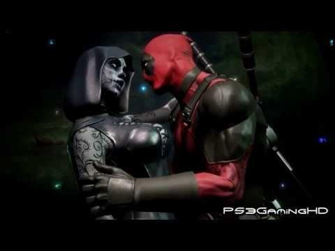 Deadpool And Lady Death FileDeadpool and Lady Death