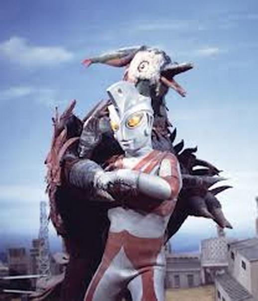 Lend Me the Pigeon - Ultraman Wiki - Wikia
