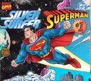 Silver Surfer/Superman Vol 1 1