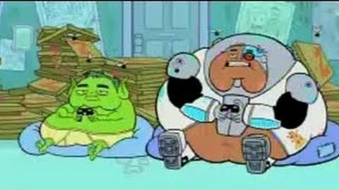 Cartoon Network LA Los jovenes Titanes en acción Nuevo episodio Promo.