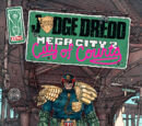 Judge Dredd Mega City Two: City of Courts