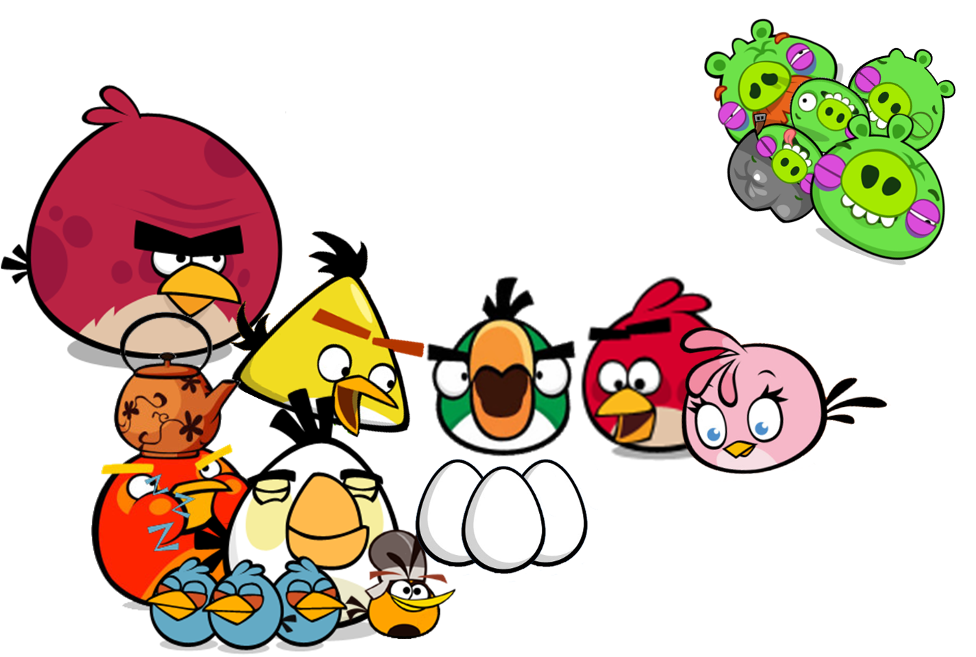 Image I Am So Epicpng Angry Birds Wiki