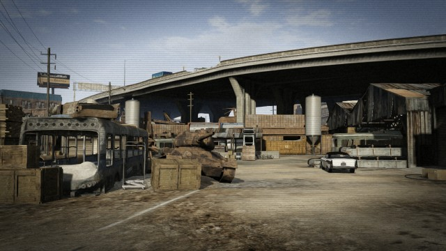 rogers salvage and scrap - gta wiki  the grand theft auto wiki