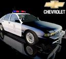 Pack de vehículos policiales