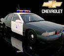Chevrolet Impala SS policía CHP