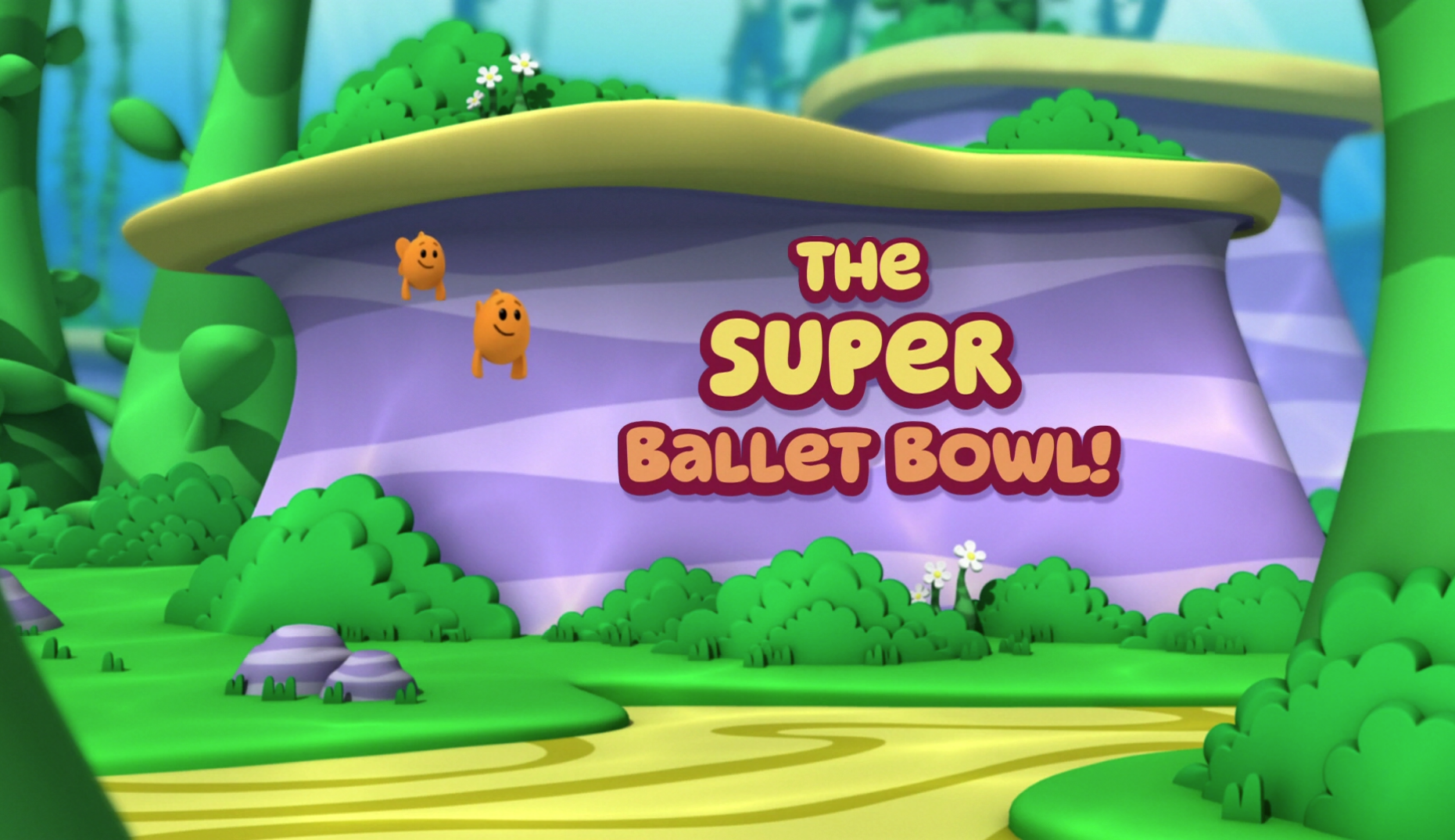 Bubble Guppies S3, Ep307 The Super Ballet Bowl! Full Episode
