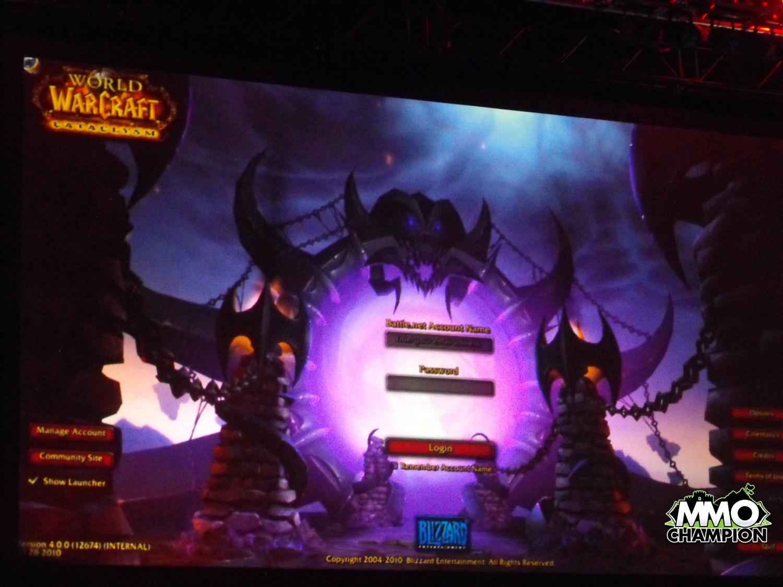Play World Of Warcraft Vanilla Player Zone