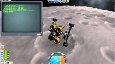 Example - Descend Lander/Skycrane