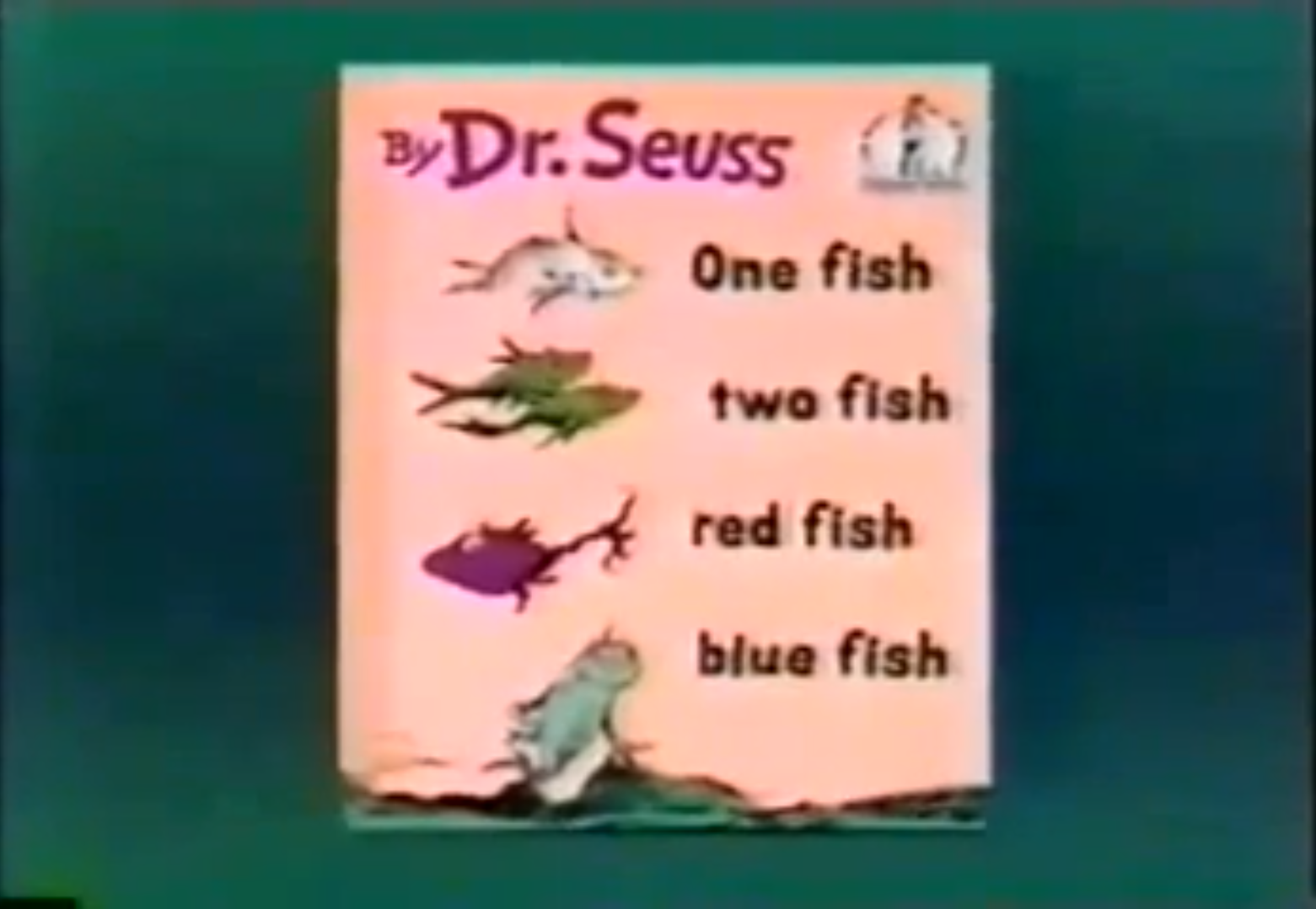 Image - One Fish Two Fish Red Fish Blue Fish (book).png ... I Am Sam Dr Seuss