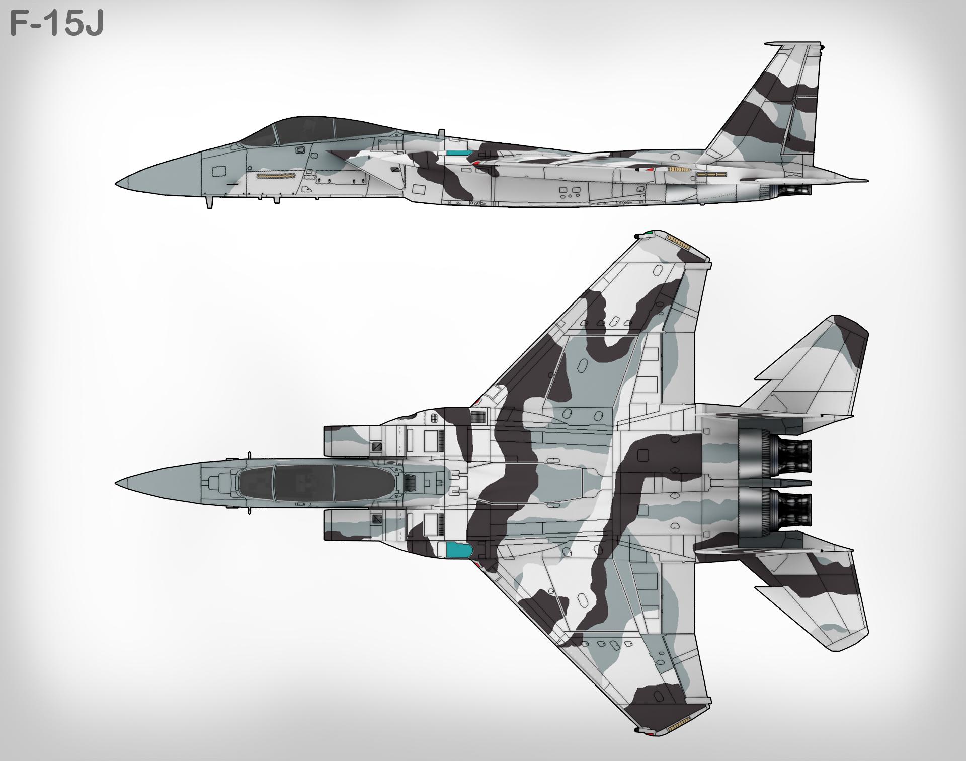 F 15j Vector Thrust Wiki