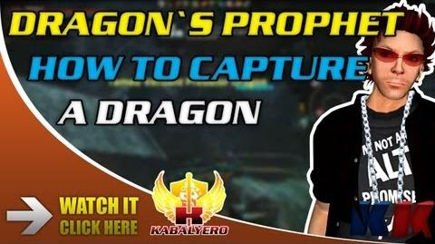 Dragon's Prophet - How To Capture A Dragon