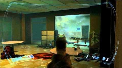 F.E.A.R. 2 Project Origin (PC) Interval 02 Isolation Walkthrough Part 2 - Awakening 1080p