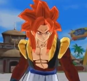 Future Vegeta Future Goku - D...