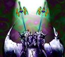 Tryce - Épées Jumelles aux Éclats Lumineux