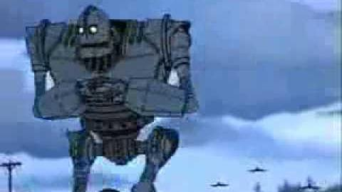 The Iron Giant Long Toonami Promo