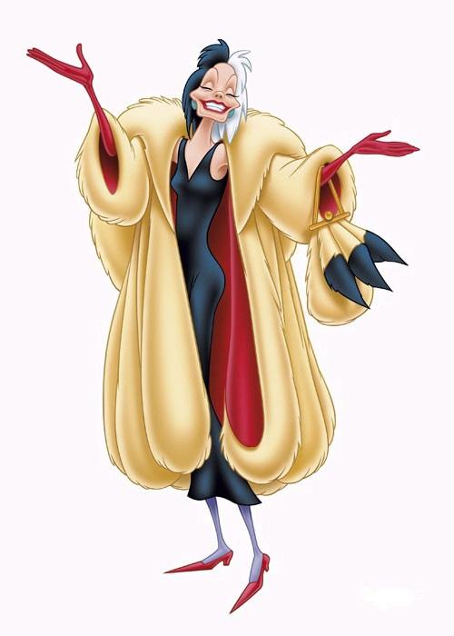 Cruella De Vil Villains Wiki Villains Bad Guys Comic