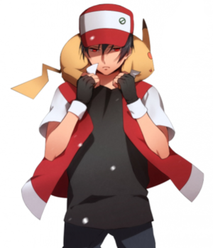 Normal Pokemon Trainer Pika