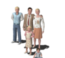 Doe family