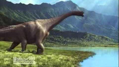 List of Locations used in Disney's Dinosaur