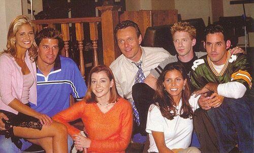 Buffy The Vampire Slayer Season 3 Image Season-3-cast-buffy