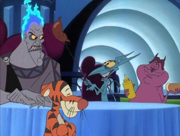 House Of Mouse Hercules Image - HadesPain&...