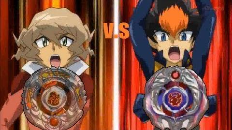 Beyblade Shogun Steel Ninja Salamander vs Samurai Ifrit   AMVBB  MUST    Beyblade Shogun Steel Samurai Ifrit Spirit