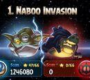 Эпизоды Angry Birds Star Wars 2