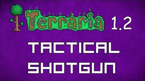 Tactical shotgun terraria 1 2 guide new gun