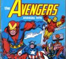 Avengers Annual (Marvel UK)