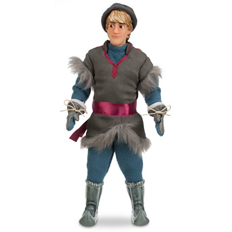 coloring pages frozen kristoff doll - photo#34