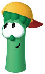 Junior Asparagus Veggietales It S For The Kids Wiki