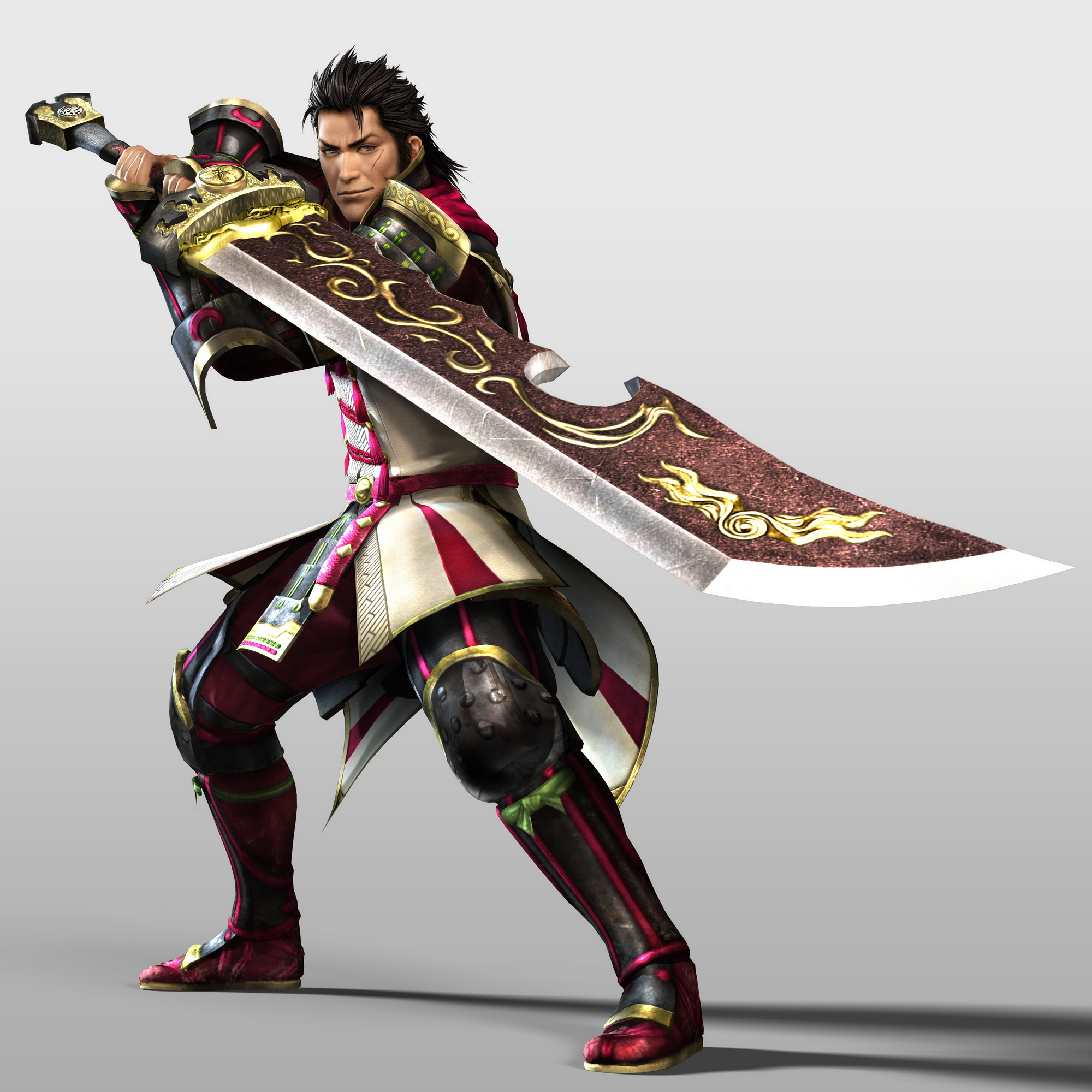 Best Characters In Warriors Orochi 4: Sakon-sw4