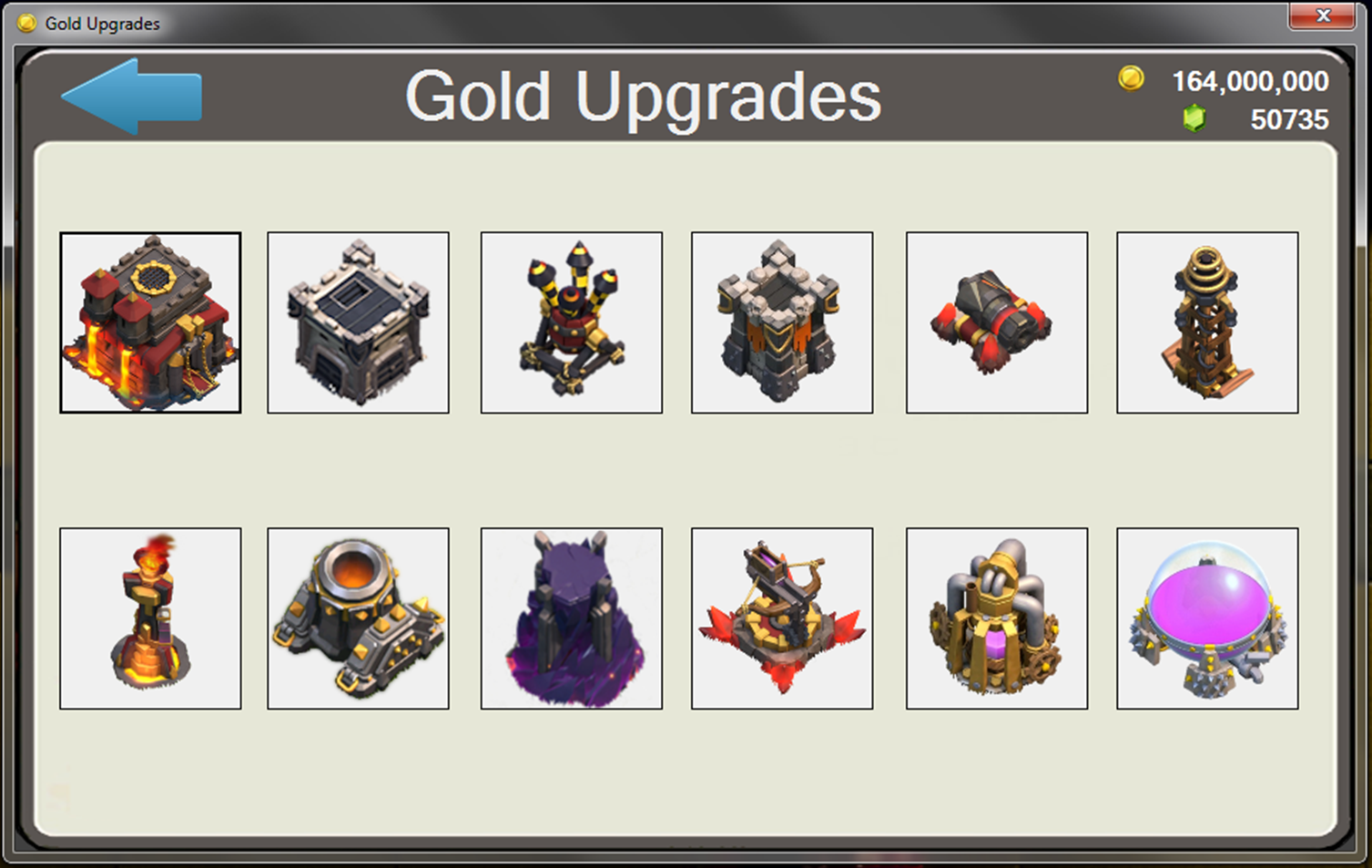 Images for Clash Of Clans List Of Upgrades