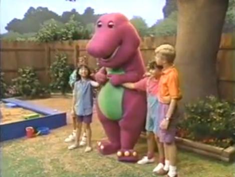 Image Season 3 Group Hug Jpg Barney Wiki Fandom Powered By