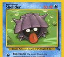 Shellder (Fósil TCG)