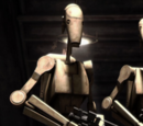 Battle droid lieutenant (Grevious lair)