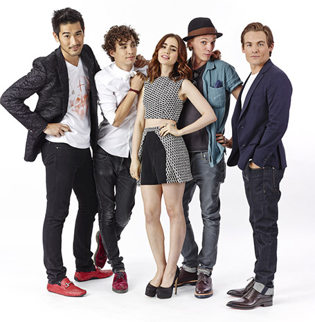 The Mortal Instruments: City of Bones - The Shadowhunters' Wiki