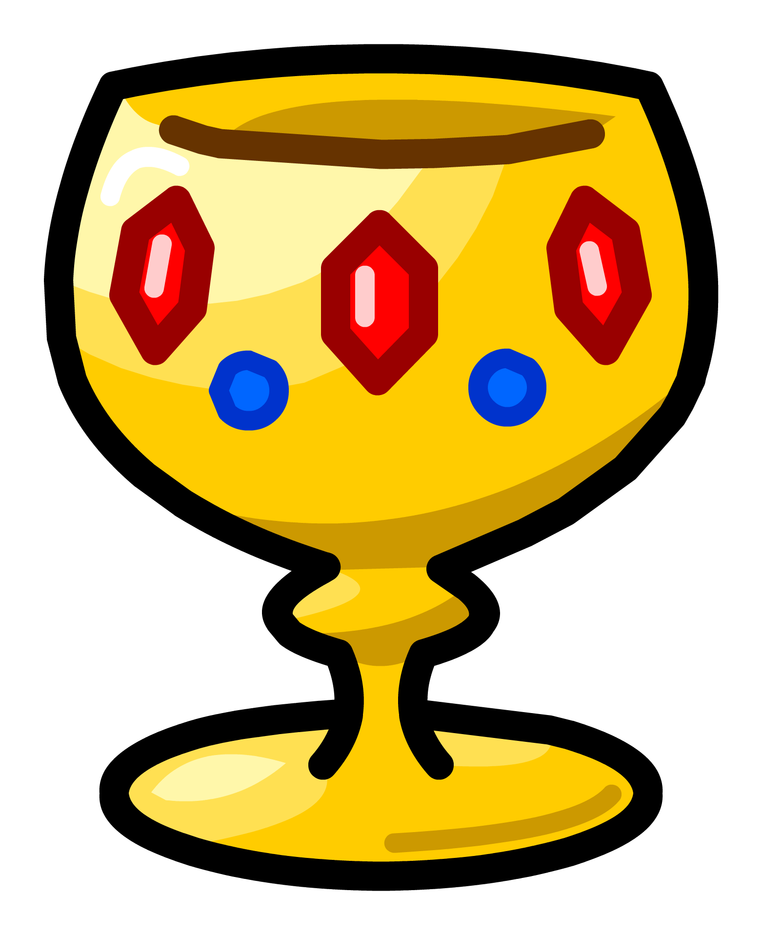 Goblet Pin - Club Penguin Wiki - The free, editable encyclopedia about ...