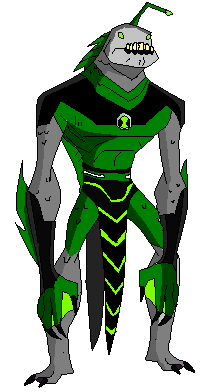 Image - Omega RipJaws.PNG - Ben 10 Fan Fiction - Create ...